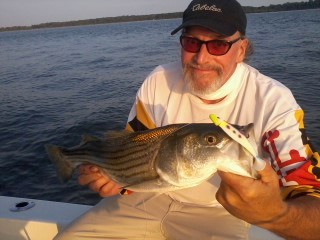 UPPER BAY JIGFISH!6
