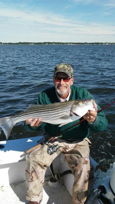 Mid Bay Rockfish 12