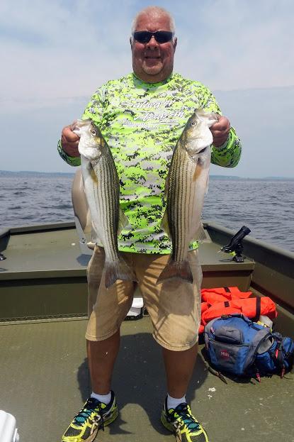 Mid Bay Rockfish 35
