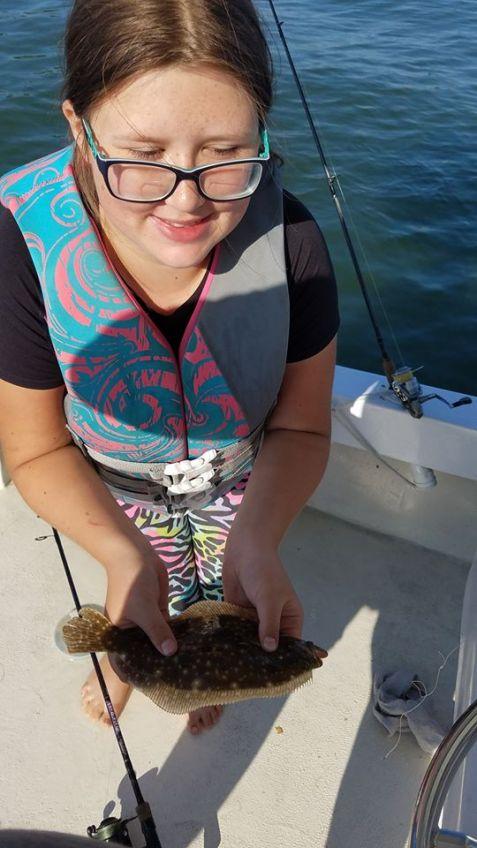Leah's Flounder