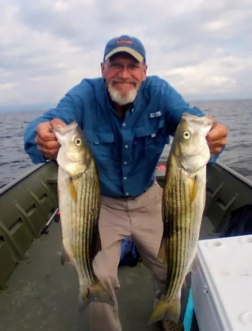 Mid Bay Rockfish 41