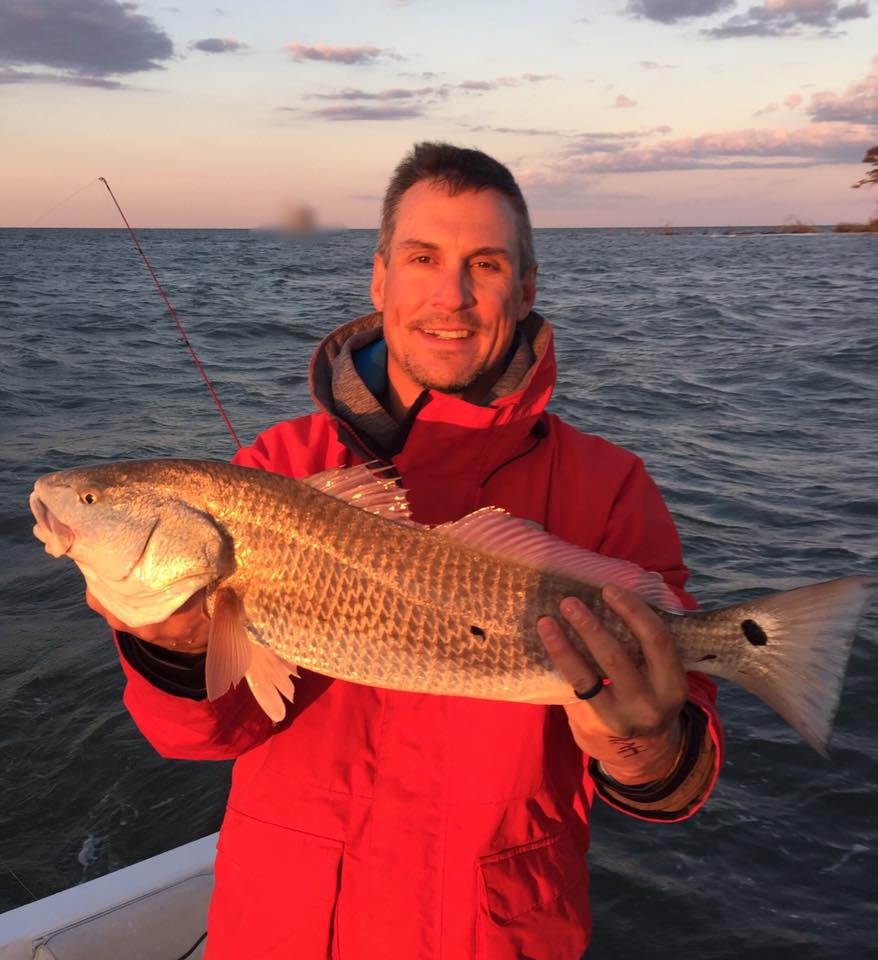 Crisfield Redfish 3