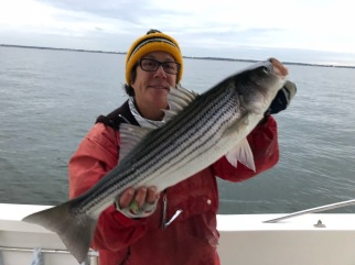 November Rockfish 25